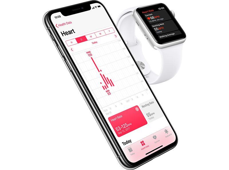 Apple entwickelt EKG-Feature für Apple Watch