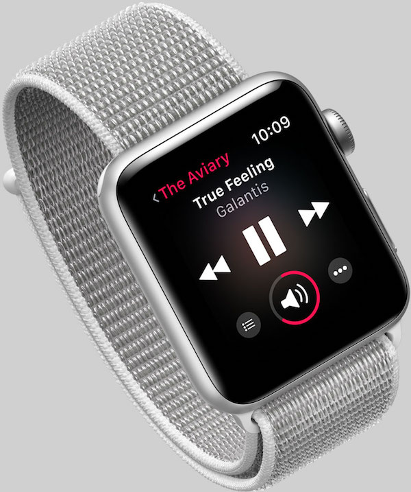 apple watch 3 lte neuer werbespot bewirbt apple music. Black Bedroom Furniture Sets. Home Design Ideas