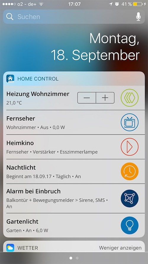 devolo home control app update ist da macerkopf. Black Bedroom Furniture Sets. Home Design Ideas