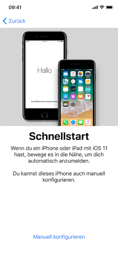 Iphone Ohne Apple Id Konfigurieren