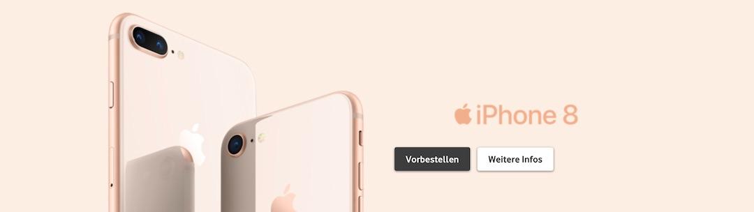 Iphone 8 Mit Vertragsverlängerung Vvl Bei Vodafone Macerkopf