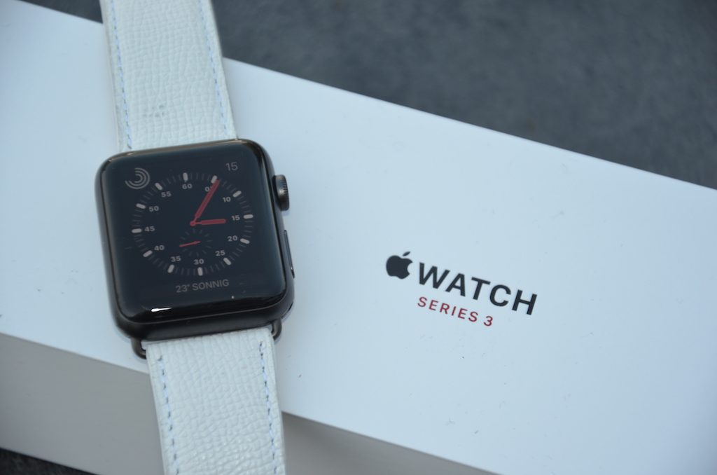 apple watch 3 im test deutlich schneller und unabh ngiger macerkopf. Black Bedroom Furniture Sets. Home Design Ideas