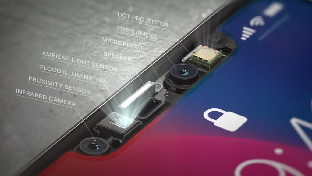 TrueDepth-Kamera mit Face ID ab 2018 auch in neuen iPads?