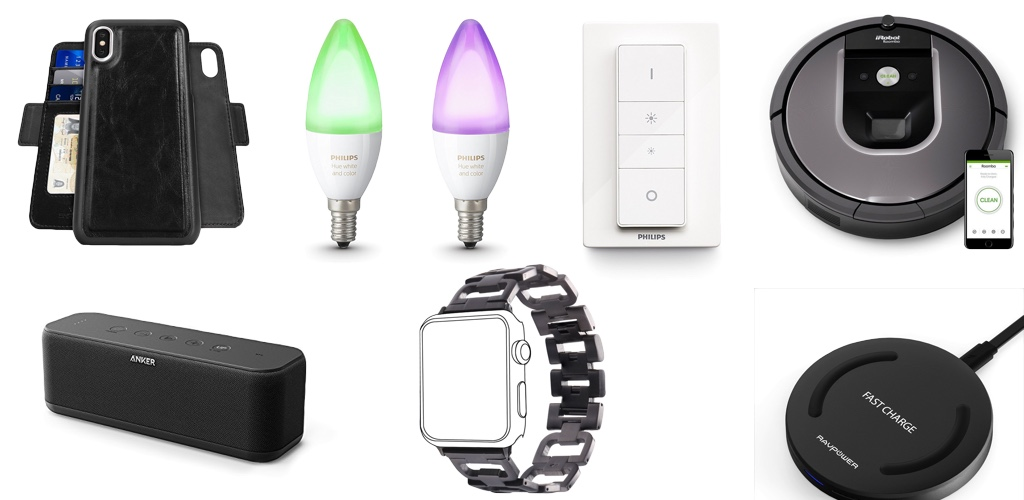 amazon blitzangebote philips hue irobot iphone x h llen powerbanks apple watch. Black Bedroom Furniture Sets. Home Design Ideas