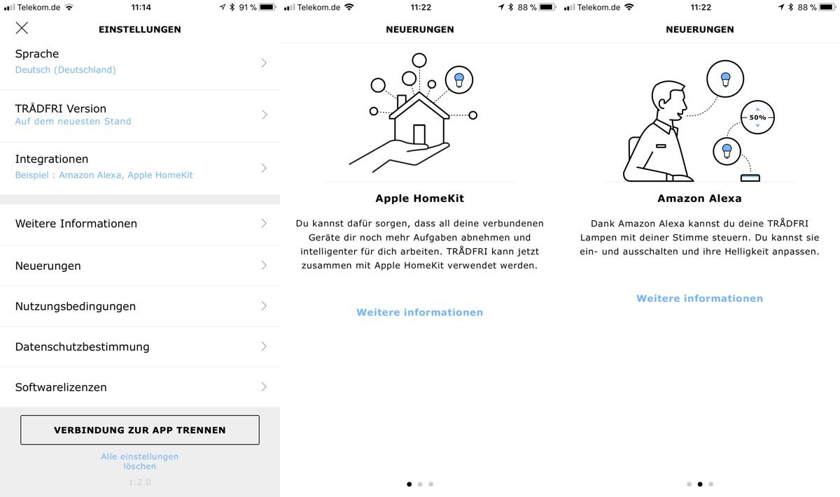 IKEA Trådfri: HomeKit-Update ist verfügbar › Macerkopf