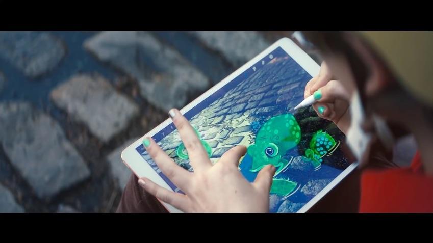 Apple iPad Pro: Neuer Werbespot
