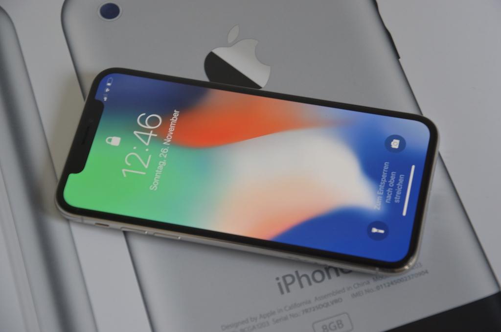 IPhone X: Schwache Nachfrage schadet auch Samsung
