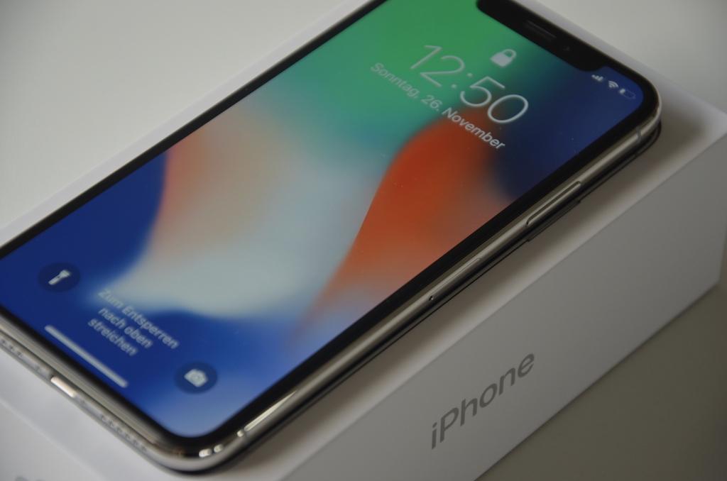 Vertrag Mit Iphone X