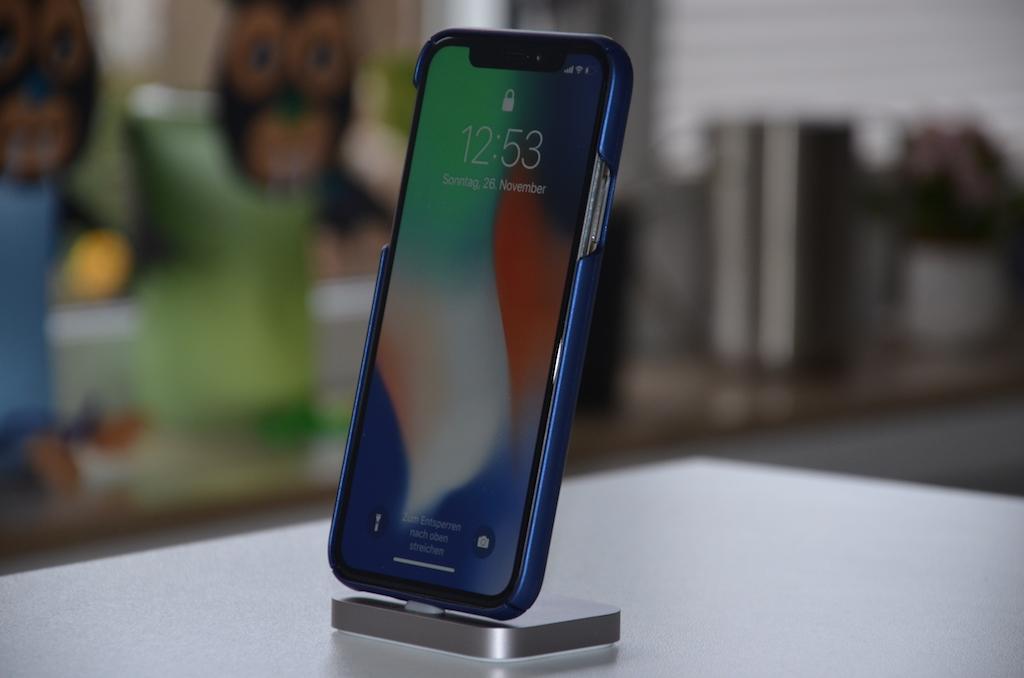 Darum bleibt das iPhone X im Laden liegen