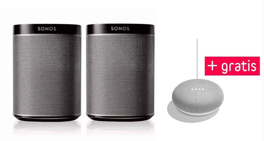 sonos play 1 vor bergehend nur 159 euro macerkopf. Black Bedroom Furniture Sets. Home Design Ideas