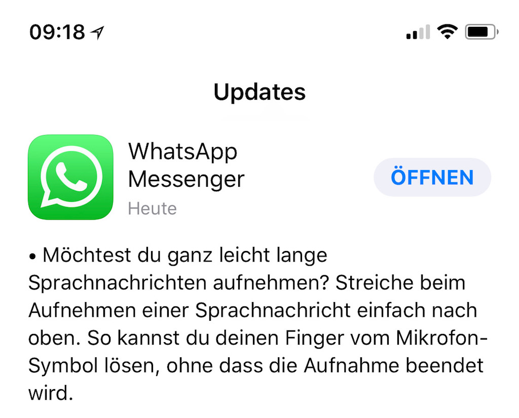 WhatsApp: Dieses neue Feature ist wirklich mal innovativ