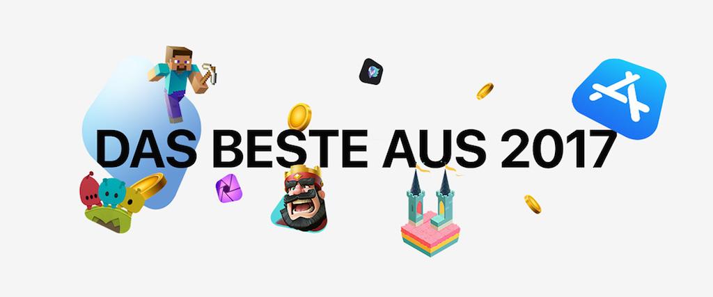 apple jahresr ckblick 2017 die besten apps songs spiele filme tv serien etc macerkopf. Black Bedroom Furniture Sets. Home Design Ideas