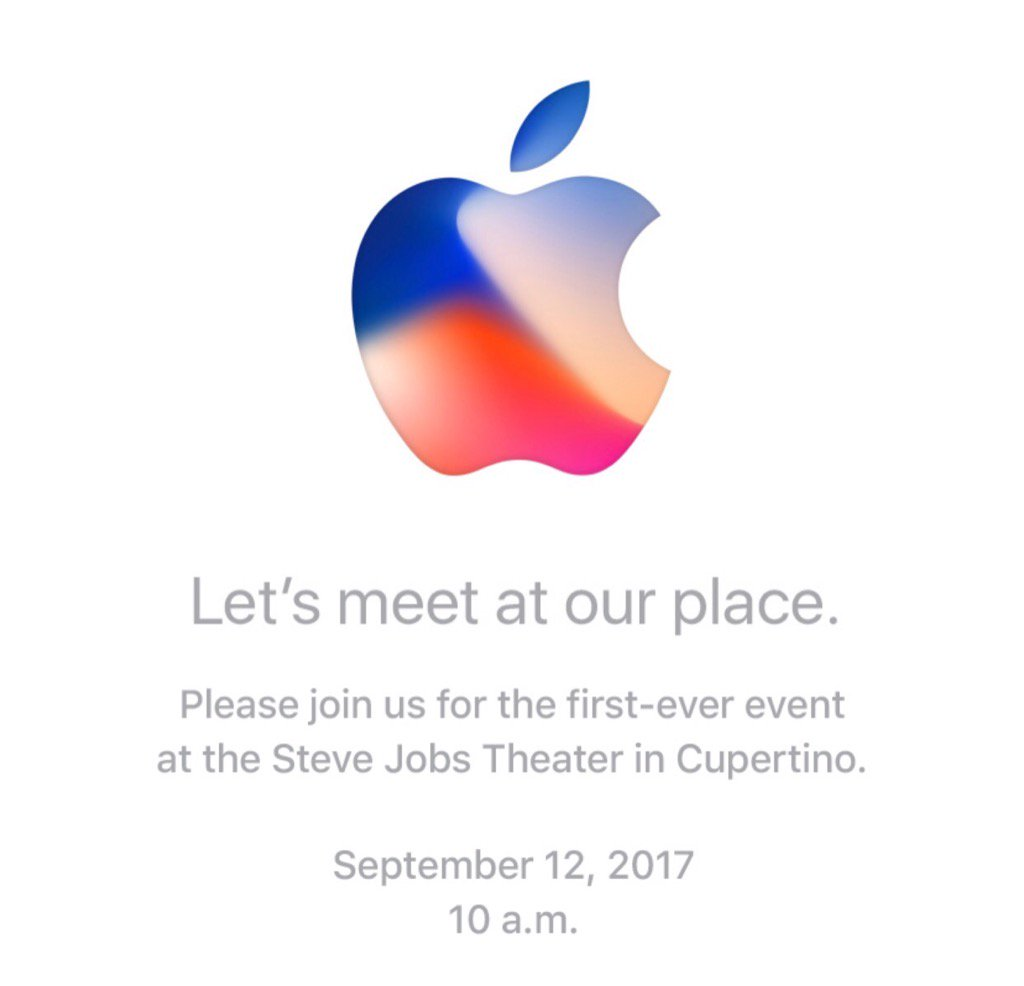 IPhone 8 im Anflug: Apple kündigt Event für 12. September an