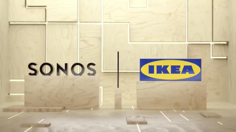 Ikea und Sonos vereinbaren Zusammenarbeit