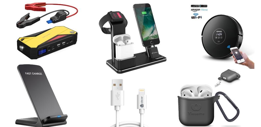 Amazon Blitzangebote: iPhone Akku-Case, AirPods Case ...
