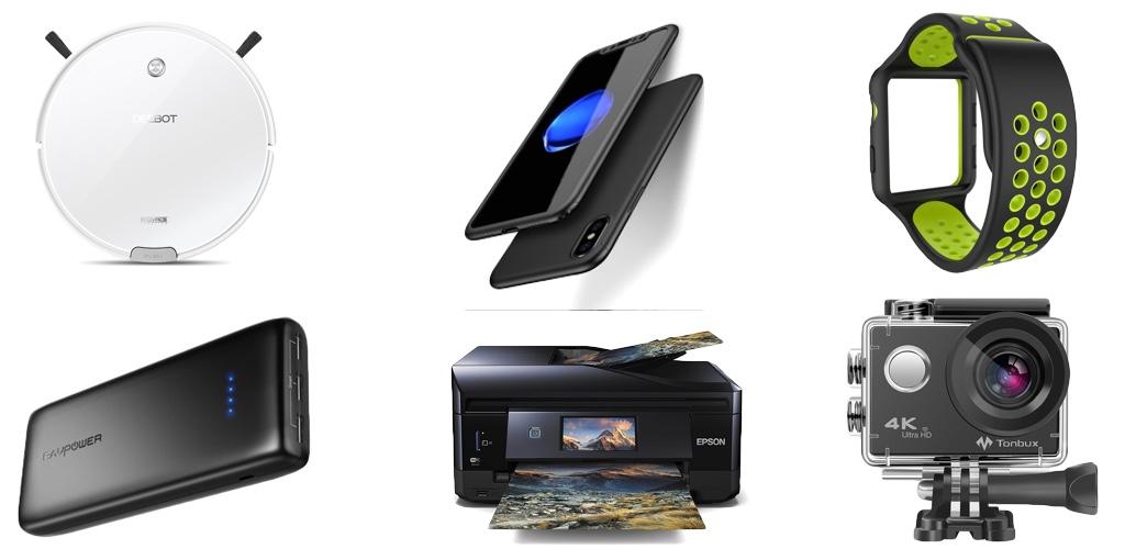Amazon Blitzangebote: Saugroboter, iPhone X Hüllen ...