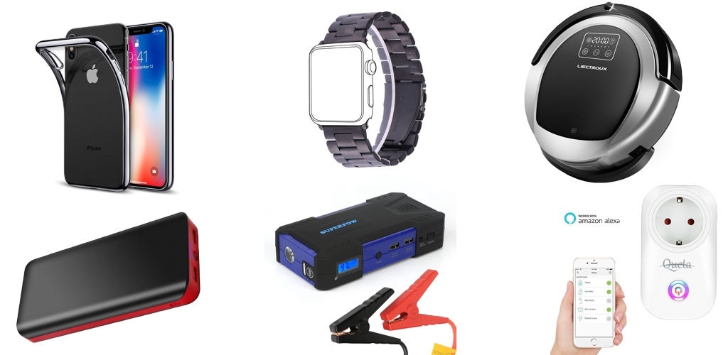 Amazon Blitzangebote: smarte Wifi-Steckdosen, Powerbanks ...