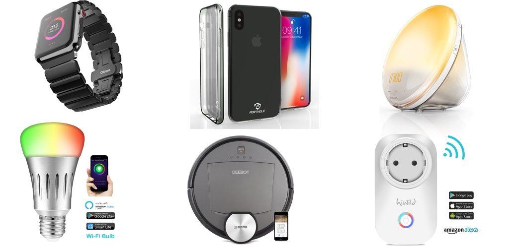Amazon Blitzangebote: Philips Wake-Up Light, iPhone X und ...