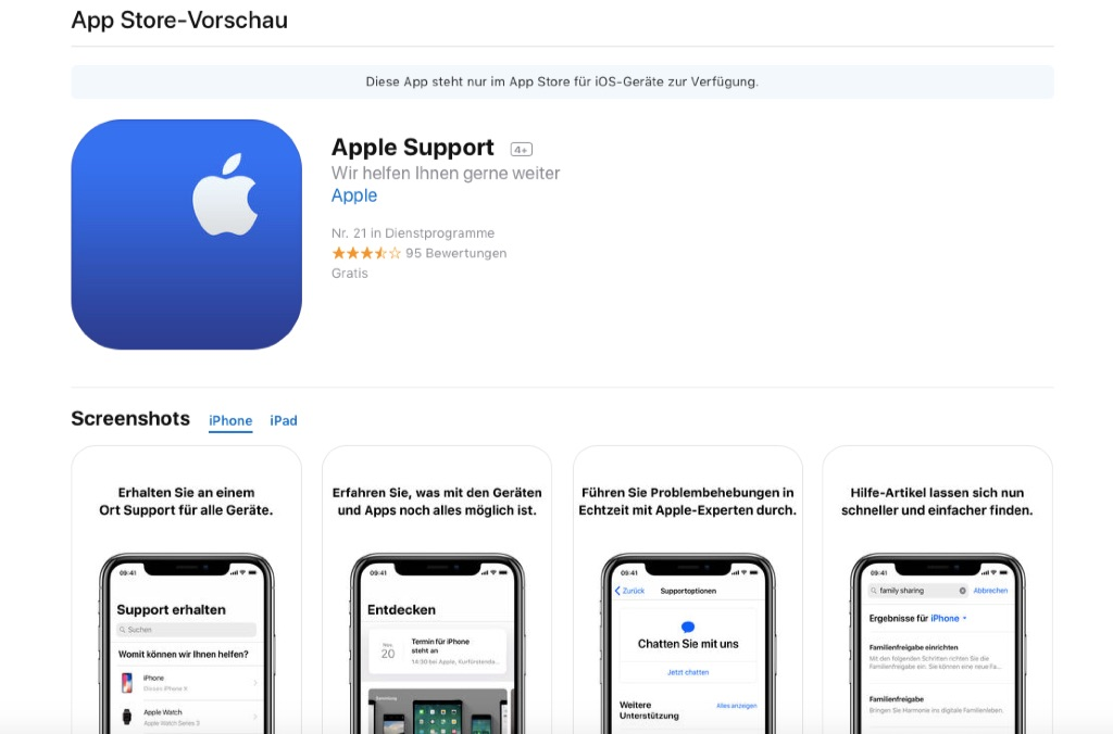 Apple spendiert Mac App Store ein neues Design