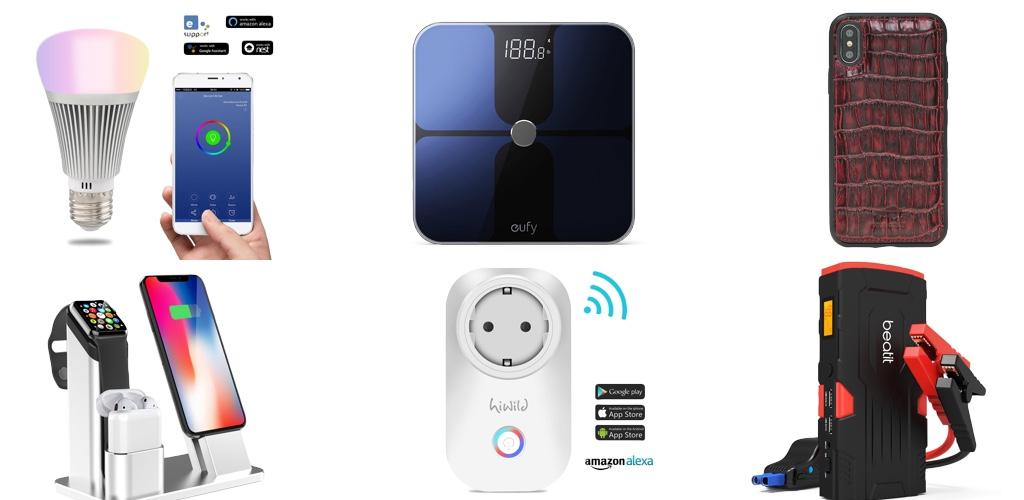 Amazon Blitzangebote: Smarte LEDs + Steckdosen, 4K ...