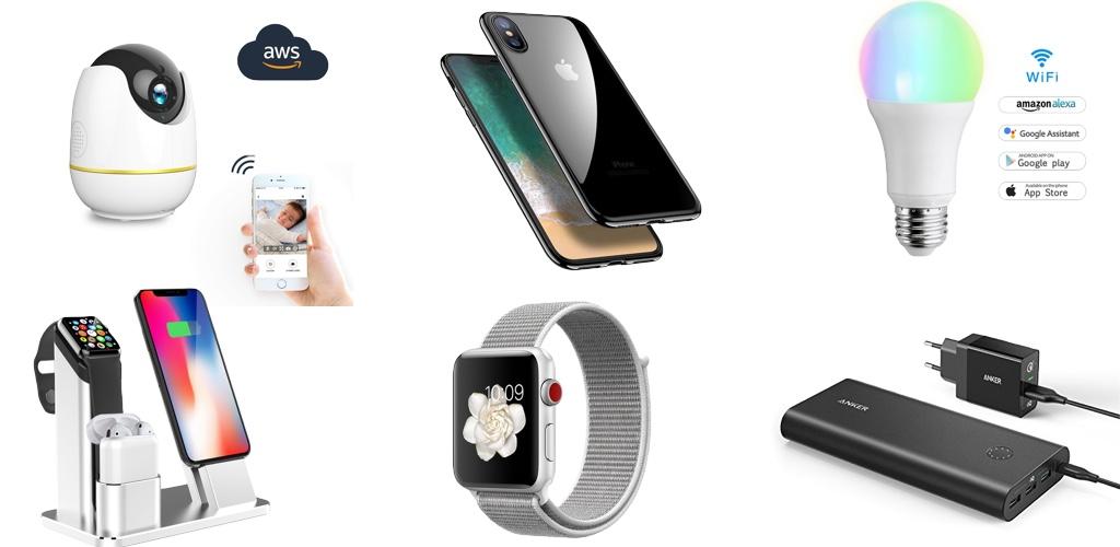 Amazon Blitzangebote: WLAN-Steckdosen, iPhone X Hüllen, 4K ...