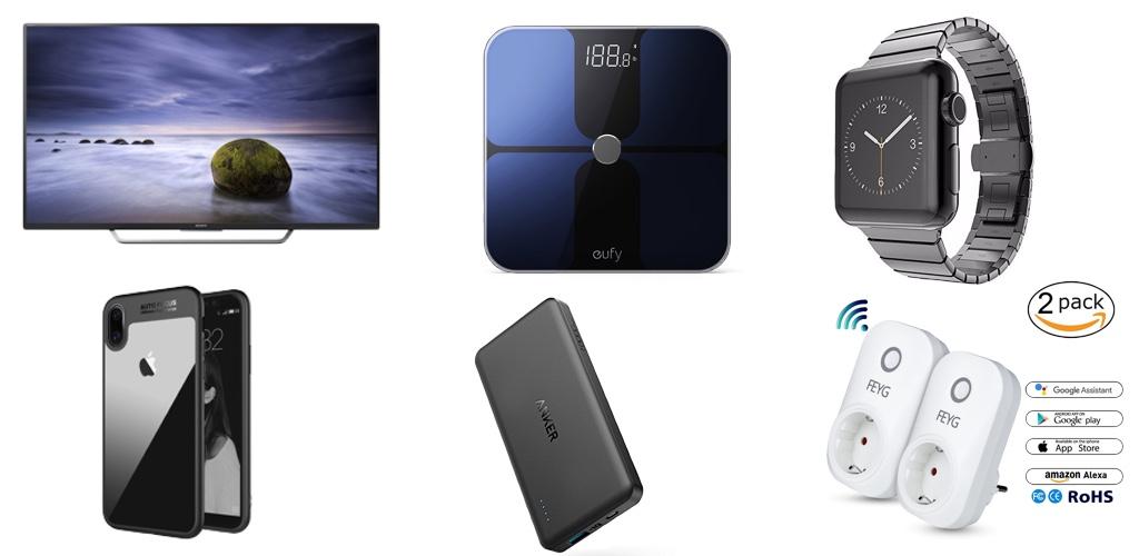 Amazon Blitzangebote: iPhone X Hüllen, intelligente ...