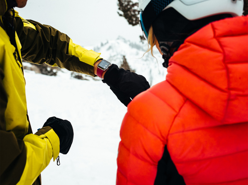 Apple Watch Series 3 bietet nun auch Ski & Snowboard Tracking