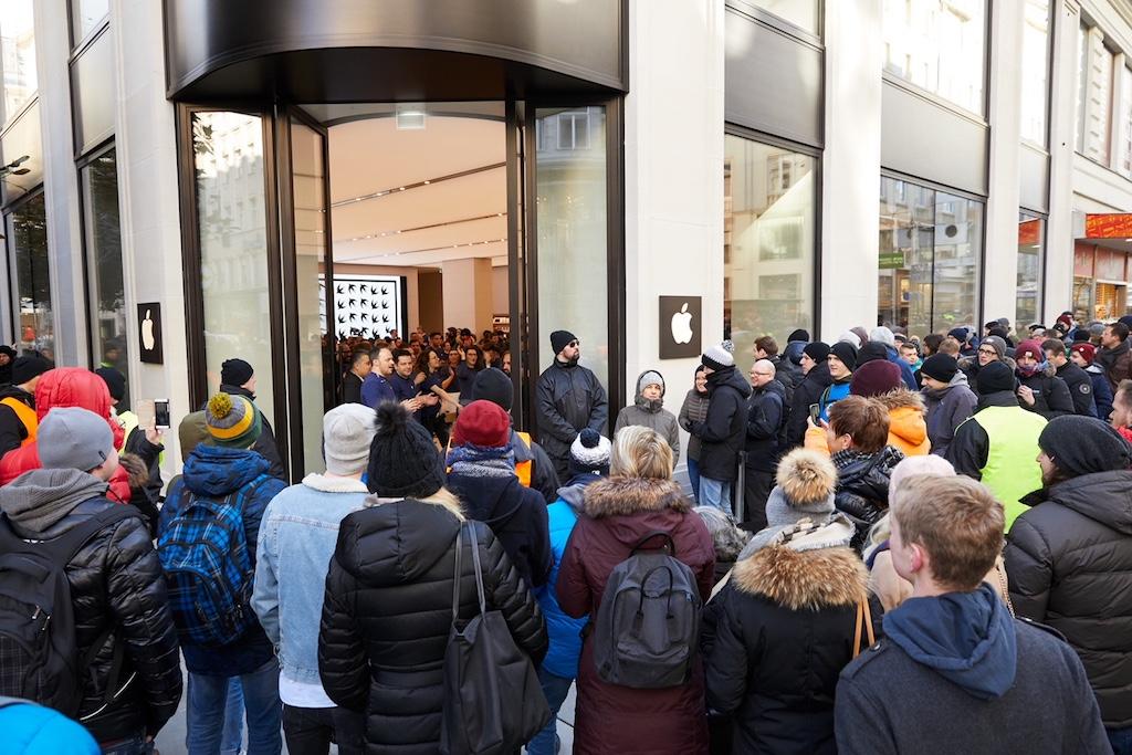 Apple Store Wien: Eröffnung steht an