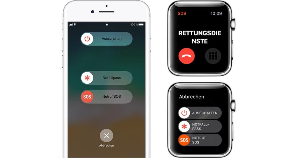 Tausende unabsichtliche Notrufe aus Apple-Zweigstelle