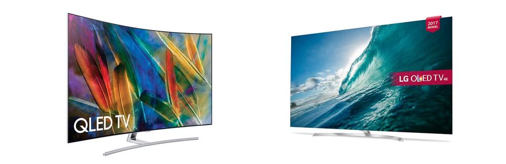 qled vs oled worauf m sst ihr beim fernsehkauf achten macerkopf. Black Bedroom Furniture Sets. Home Design Ideas