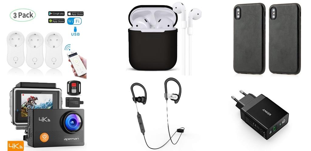 Amazon Blitzangebote: iPhone X Hüllen, smarte LEDs + Steckdosen ...