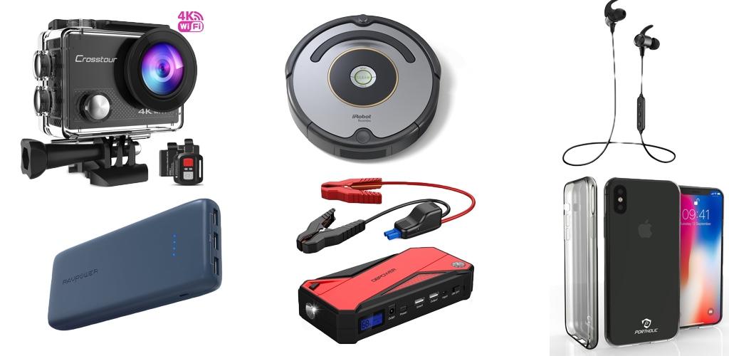 Amazon Blitzangebote: iRobot, iPhone X Hüllen, smarte LEDs und ...