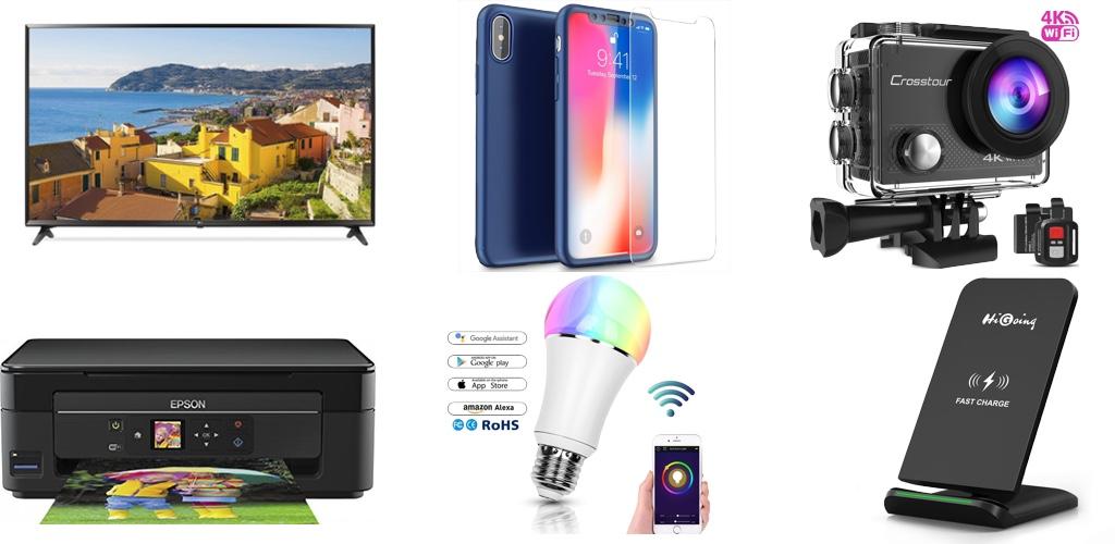 Amazon Blitzangebote: Magic Hue LED, UHD 4K TVs, iPhone X ...
