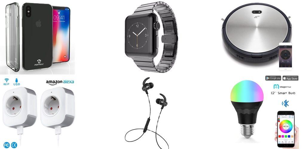 Amazon Blitzangebote: smarte Steckdosen + LEDs, Apple Watch ...