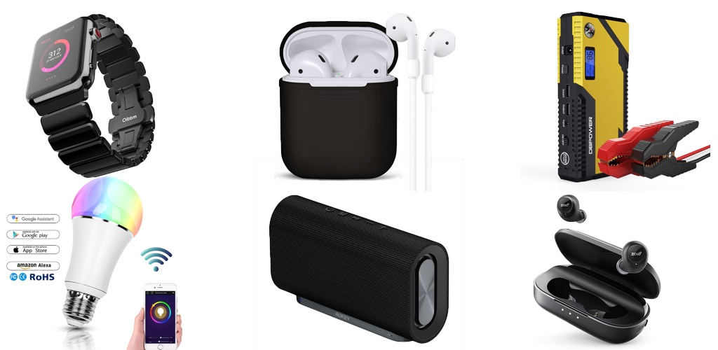 Amazon Blitzangebote: Anker Zolo Liberty, Apple Watch ...