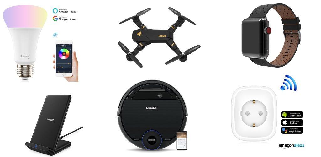 Amazon Blitzangebote: Qi-Ladegeräte, Apple Watch Armbänder ...