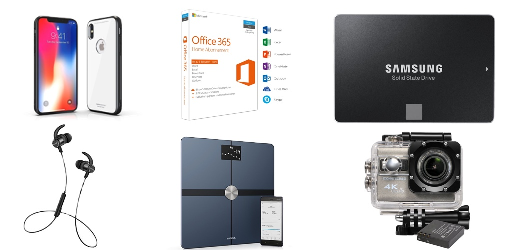 Amazon Oster Angebote: Microsoft Office 365, 500GB SSD, smarte ...