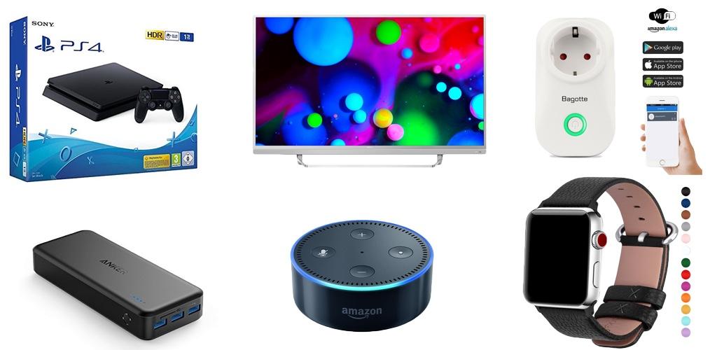 amazon oster angebote echo dot uhd 4k tvs iphone x. Black Bedroom Furniture Sets. Home Design Ideas