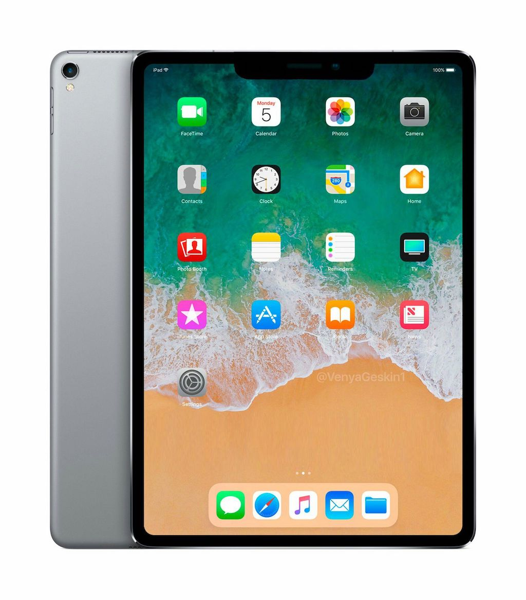 ipad pro 2018 mit face id wird voraussichtlich anfang juni. Black Bedroom Furniture Sets. Home Design Ideas