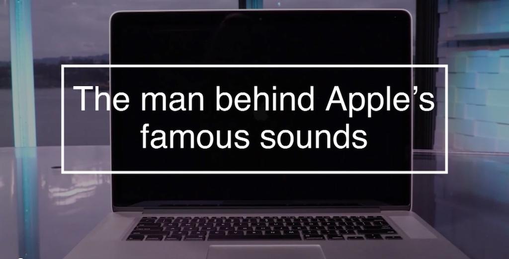 Mac: Apple Sound-Designer spricht über die Geburt des