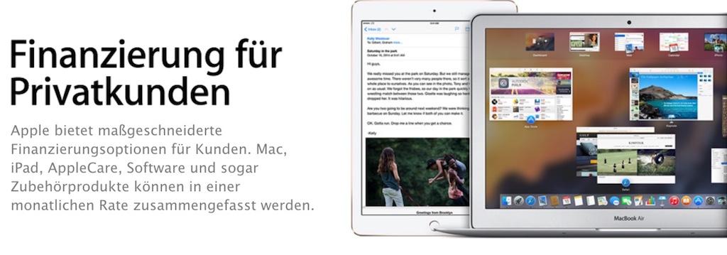 apple online store 0 prozent finanzierung in deutschland. Black Bedroom Furniture Sets. Home Design Ideas