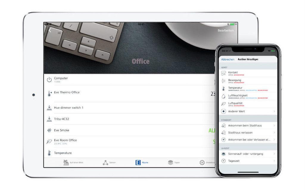 Elgato Eve App 3 2 Update Bringt Mehr Optionen Fur Homekit Automation Macerkopf