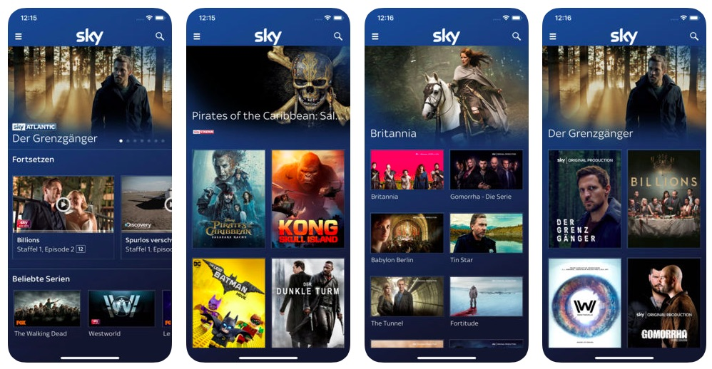 Skygo Iphone