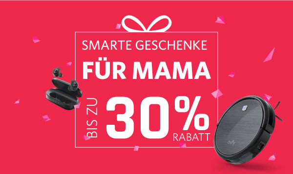 anker rabatt aktion zolo liberty nur 83 99 euro eufy robovac 11 saugroboter nur 163 99 euro. Black Bedroom Furniture Sets. Home Design Ideas