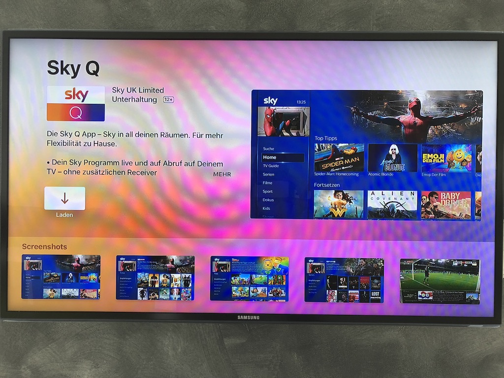 Apple Tv Sky Go