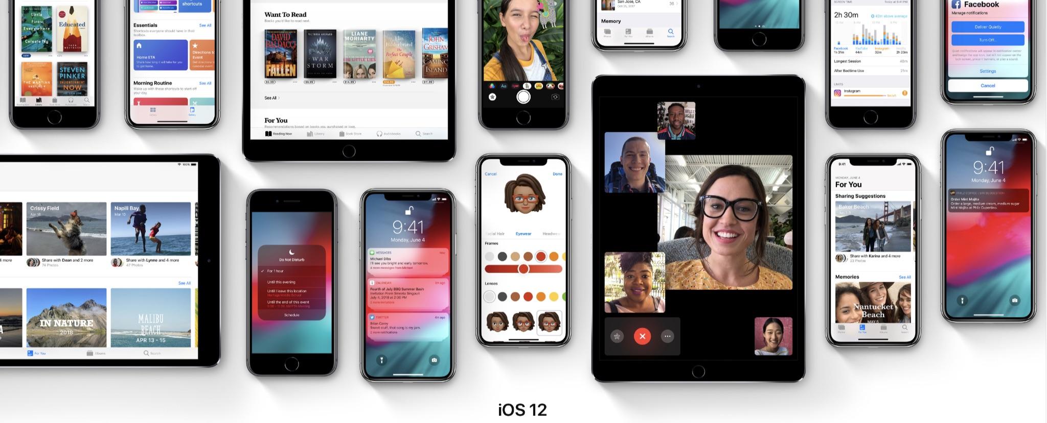 iOS 12.4 ist da: drahtlose Daten-Migration, Apple News+ Verbesserungen und mehr › Macerkopf