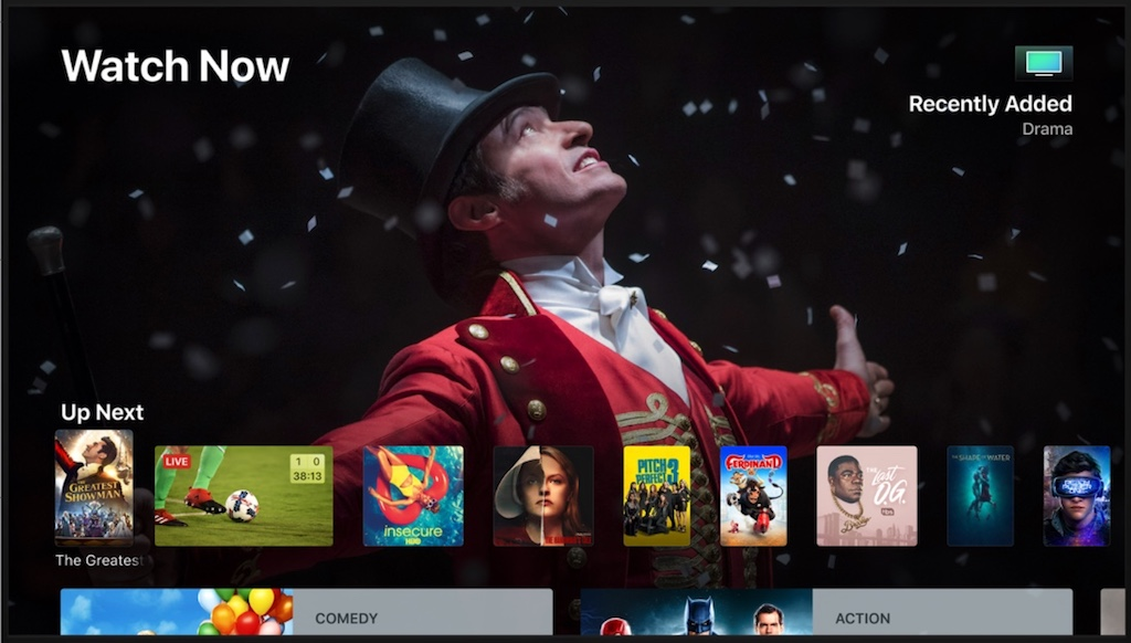TVOS 12 comes with Dolby Atmos support – free updates for movies