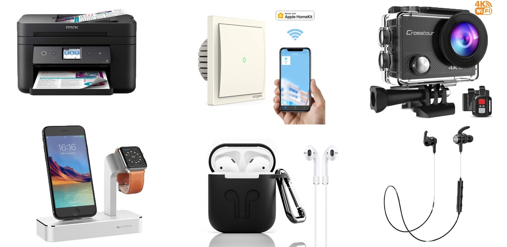 Amazon Blitzangebote: HomeKit-Lichtschalter, Anker Kopfhörer, iPhone ...