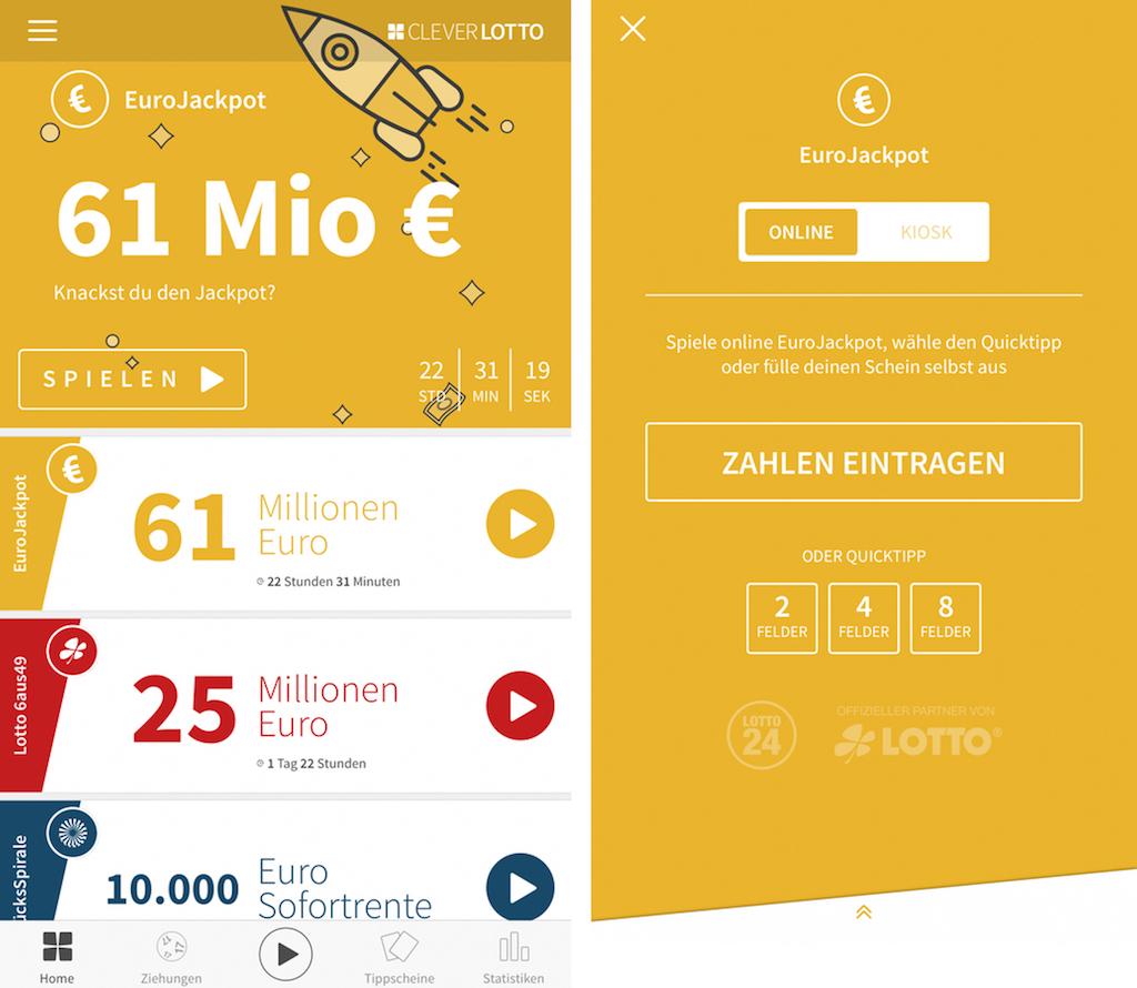 Euro Lotto App
