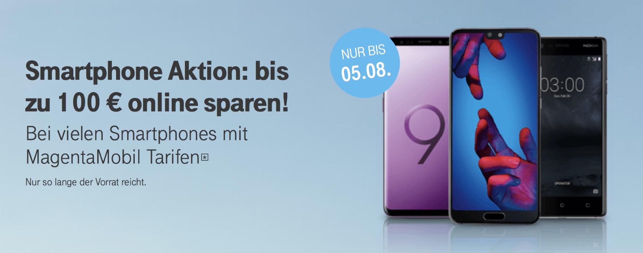 Telekom Aktion 100 Euro Rabatt Auf Iphone X Iphone 8 Samsung